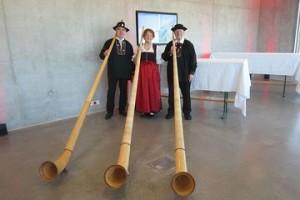 Trio de cors des Alpes: le Welch'trio