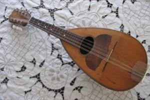 La mandoline napolitaine